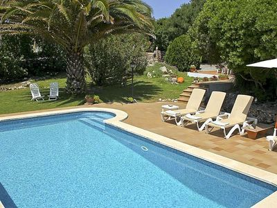 Photo for Vacation home Tórtolas in Menorca/Alaior - 8 persons, 4 bedrooms