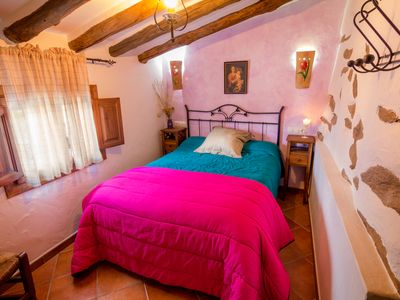 Photo for Rural house (rental entire) Reul Alto Cortijos Rurales for 2 people