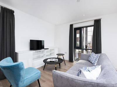 Photo for Stunning Modern 2BR - Great for business travel