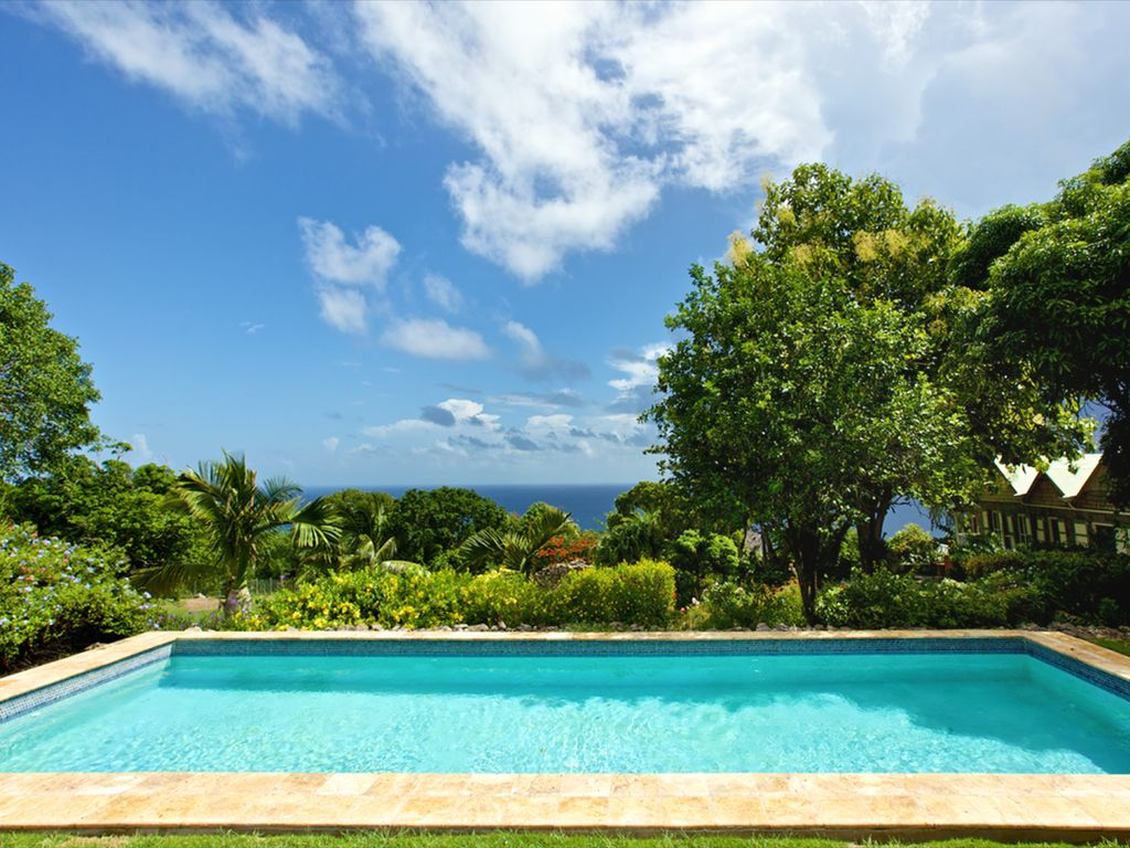 Butlers House : Stunning Sea View Plantation Retreat with House ...
