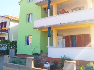Photo for Apartments Kristina, (15937), Vodice, Vodice riviera, Croatia