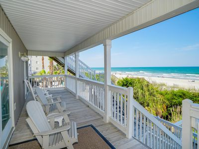 Photo for **ALL-INCLUSIVE RATES** WeeBee Down - Oceanfront