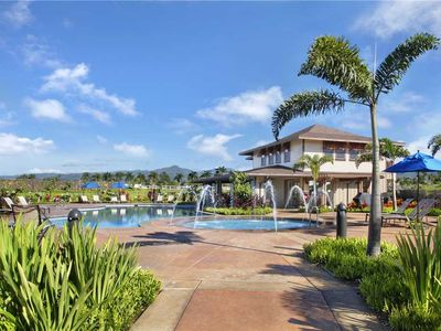 Photo for Poipu Simply Breathtaking Views of the Signature Golf Hole Central A/C *Pili Mai 11B *