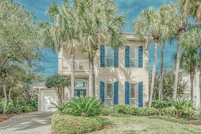 Incredible Spacious 4 Bedroom Home Pet Friendly With 6 Passenger Golf Cart Destin Download Free Architecture Designs Embacsunscenecom