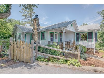 Photo for Four Thirty Four - 2 BR/2 BA renovated home; private location with hot tub.