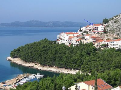 Photo for Apartment Luka in Pakoštane/Drage - 6 persons, 2 bedrooms