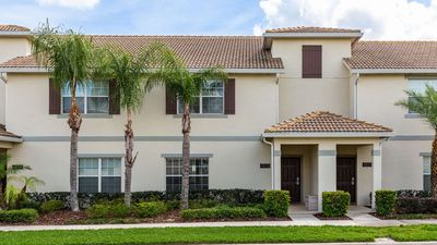 Photo for Storey Book Dreams: 4 BR / 3 BA  townhome in Kissimmee, Sleeps 12