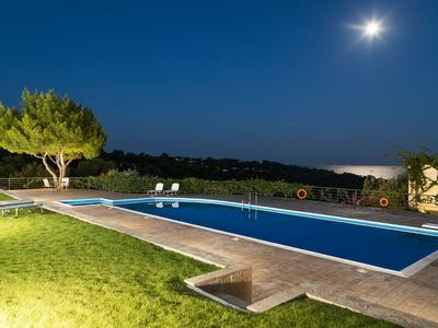 Photo for Aegina Alexandra Villa I for up to 10 guests, swimming pool, near the sea
