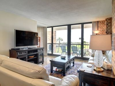 Photo for Aransas Princess #204: 2  BR, 3  BA Condominium in Port Aransas, Sleeps 6