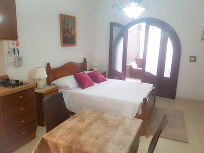Photo for Family Studio Apartment close to Mdina