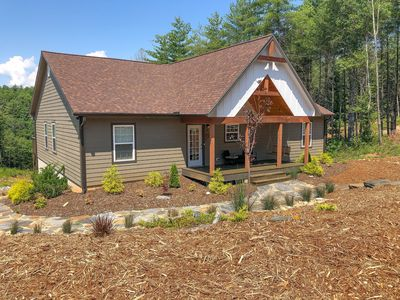 """Photo for Waterfront Home Plan your Fall Retreat  SPECIAL RATES- """"Fisherman Cove"""""""