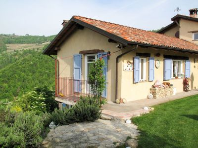Photo for Vacation home Casa Piccola (ESO105) in Cessole - 2 persons, 2 bedrooms