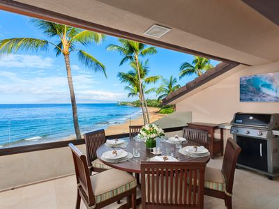 Photo for SPECIAL LAST MINUTE WINTER SAVINGS 3/8 - 3/13/20! Oceanfront Top 3rd Floor Villa Sunny Surf E301!
