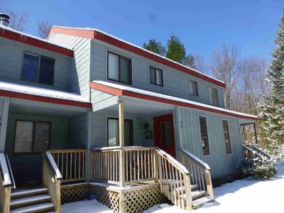 Photo for Fantastic 3 Bedroom Townhouse 1 mile from Mount Snow