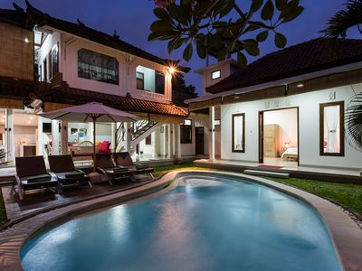 Photo for 3 BR Villa your Second Home in Seminyak