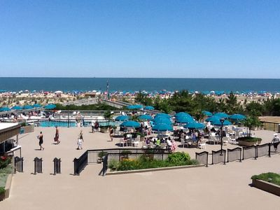 Photo for Beautiful Sea Colony Edgewater 2nd Floor Oceanfront Condo