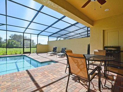 Photo for 10 MILES FROM DISNEY, Beautiful Home in Solterra Resort! Free Wifi, Grill!!