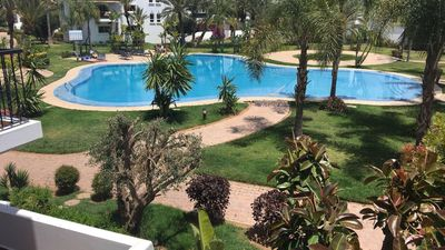 Photo for SUPERB 2CH APARTMENT Dentist 42/14 VIEW 150M POOL OF THE BEACH VERY CARING
