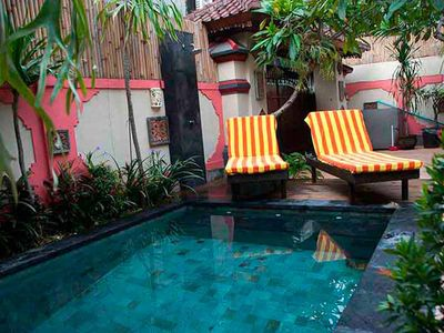 Photo for JUNE - OFFER: Villa with private pool in Sanur (beachside) 350m from the sea