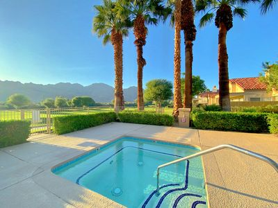 """Photo for """"New"""" Casa Merion Walking distance to pool & spa"""