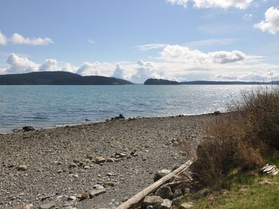 Photo for Lopez Island Beachfront -  A Great Family Vacation Home! Dog friendly, too!