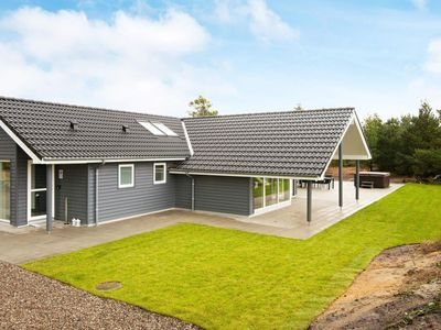 Photo for Modern Holiday Home in Jutland with Whirlpool