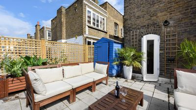 Photo for Urban Central London 2BR with Roof Terrace! - Two Bedroom Apartment, Sleeps 4