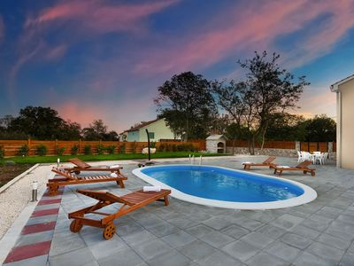 Photo for *Zadar* NEW BEAUTIFUL VILLA JUST 4KM FROM THE SEA