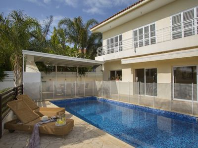 Photo for Picture Renting your 5 Star Villa Located in Protaras with Beautiful Private Pool, Villa Protaras 1110