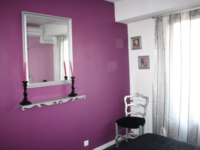 Photo for 3 ROOMS classified 3 STARS near the PALACE AND BEACHES