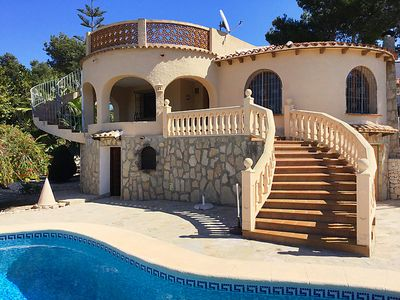 Photo for Vacation home Zindel  in Jávea, Costa Blanca - 4 persons, 2 bedrooms
