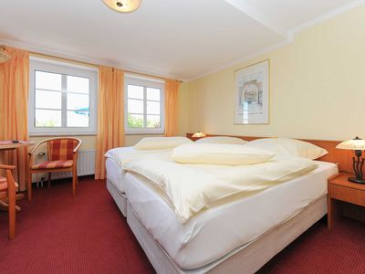 Photo for Double room category I upstairs - Hotel Garni Benser Watt