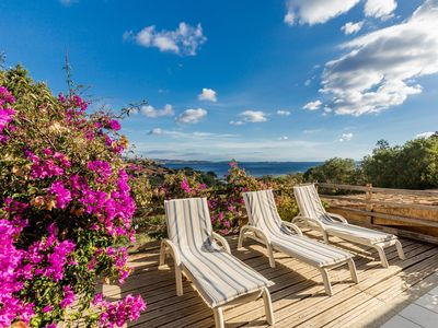 Photo for La Musa: Villa just 100 meters from the beach