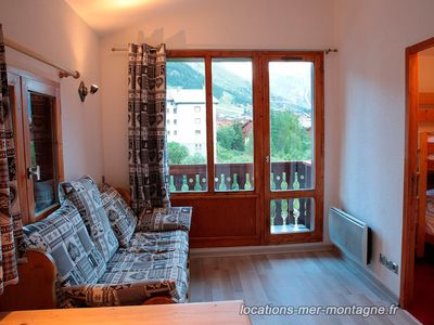 Photo for Warm and bright studio renovated with view