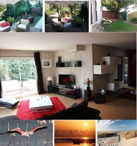 Photo for Beautiful detached villa in Camargue