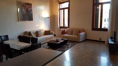 Photo for Ca 'Sant'Angelo apartments No 3 Luxury apartment