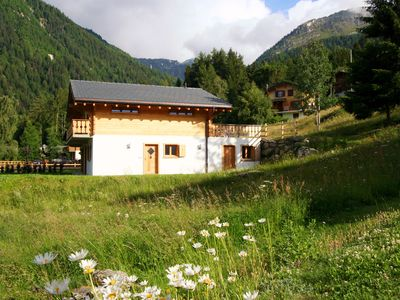 Photo for Chalet Tanya, beautifully located and has a sauna.