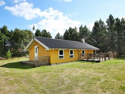 Photo for Cozy holiday home in Jerup with Bratten Beach nearby