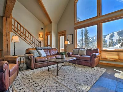 Photo for New! Winter Park Townhome w/ Stunning Slope Views!