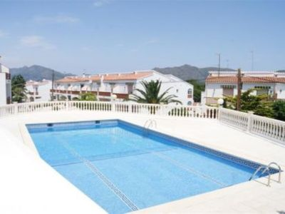 Photo for ANGELES 7 - House in Roses (Puig Rom) with communal pool