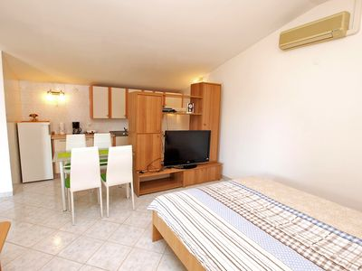Photo for Studio for 2 persons + extra bed (ID 2084)