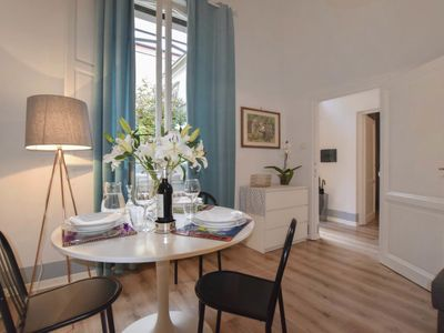 Photo for One bedroom Villa, sleeps 3 in Florence with Air Con and WiFi