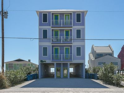 Photo for S.E.A. Monster East: 8 BR / 7 BA house in Gulf Shores, Sleeps 22