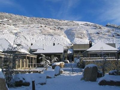 Photo for Cardrona Ski Shack in the Heart of the Ski Fields