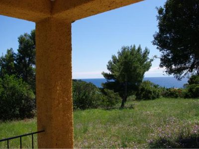 Photo for In Multi Family House (5 flats), 400 mt to the beach, 4 pax, Kitchen, 2 bedroom, 1 bathrooms.