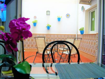 Photo for Apartment TREEHOUSE Cordoba Parking & Wifi free.