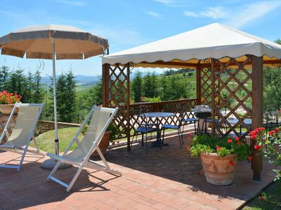 Photo for Vacation home Casa Valle Dorata (MVC252) in Montecatini Val di Cecina - 6 persons, 2 bedrooms