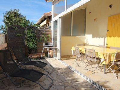 Photo for 3BR House Vacation Rental in PORTIRAGNES PLAGE