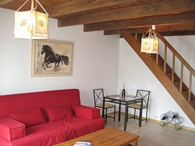 Photo for One Bedroom Gite For Two People With Views Across Rolling Countryside.