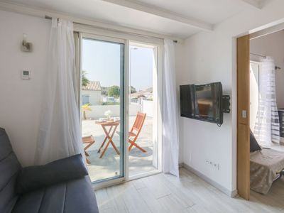 Photo for Vacation home Les Hauts du Parc in Saint Palais sur mer - 3 persons, 1 bedrooms